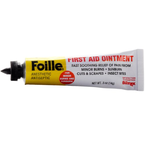 Foille First Aid Ointment 1/2 Oz Tube by Blistex ()