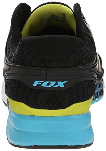887537904335 - Fox Men's Motion Concept Cross-Training Shoe, Black/Blue, 11 M US carousel main 1