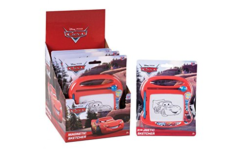 Magic Sketcher (Disney Cars Magnetic Sketcher. Draw on the mini magic sketcher and wipe it clean! Perfect for travel and holidays …)