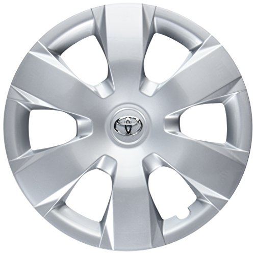 genuine toyota hubcap - 8