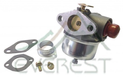 NEW TECUMSEH CARBURETOR FOR 631843 631902 631902A 632046 632046A WITH GASKETS, Model: , Outdoor&Repair Store by Hardware & Outdoor