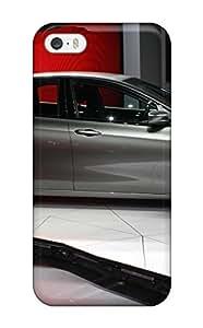 High Grade ZippyDoritEduard Flexible Tpu Case For iphone 4s - Dodge Dart Silver (3D PC Soft Case)