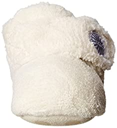 UGG Unisex Bixbee Bootie (Infant/Toddler), Vanilla, 12-18 Months M US Toddler