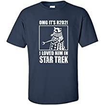 OffWorld Designs Unisex OMG Loved Him Sci-fi Classic T-Shirt
