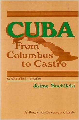 Cuba from Columbus to Castro