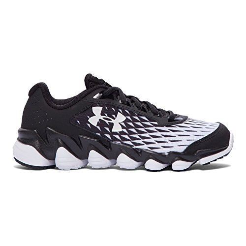 Under Armour Grade School UA Micro G Spine Disrupt 7 Black