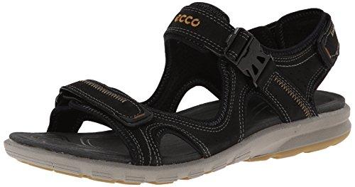 Ecco Schwarz CRUISE 2001 Black ECCO Herren Sandalen rIUrq8