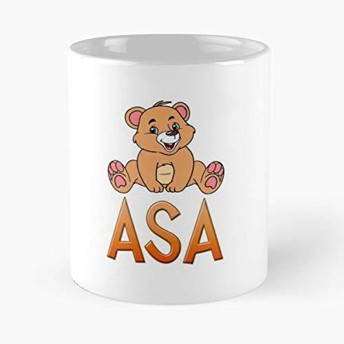 Asa Mug - Best Gift Coffee Mugs 11 Oz Father Day