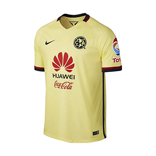 Nike Boys Club America Home Stadium Jersey [LEMON CHIFFON] (XL)