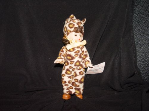 Happy Meal Halloween Costumes (Mcdonald's Madame Alexander Leopard Costume Doll)
