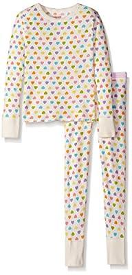 Hanes Girls' Thermal Underwear Set