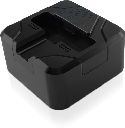 Rokform RokDock Aluminum Charging Docking Station for Apple  iPhone 5/5s (Matte Black) by Rokform