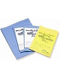 Medium Brilliant Blue Polishing Cloth