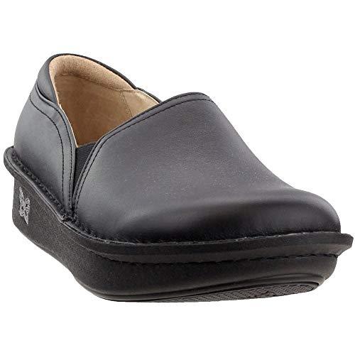 Alegria Debra Womens Professional Shoe Black Napa Leather 13 M US