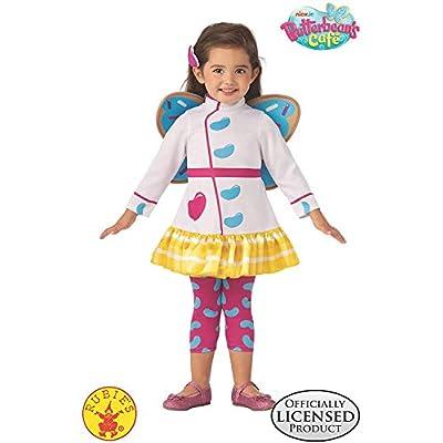 Rubie's Butterbean's Café Butterbean Child's Costume, Small: Toys & Games