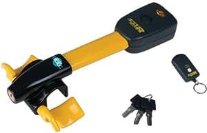 SWAT LOCK R alarma antirrobo, control remoto de bloqueo y de infrarrojos para el volante