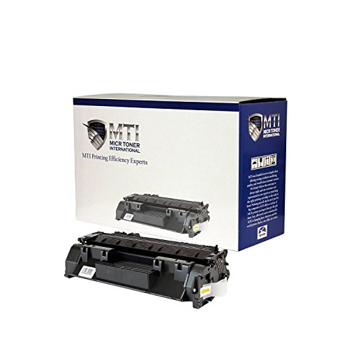 MICR Toner International Compatible Toner Cartridge Replacement for HP CF280A (1-pack ) by MICR Toner International