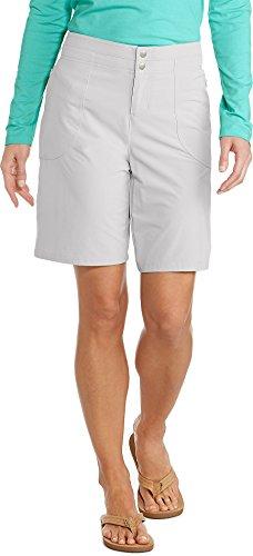 Nice Coolibar UPF 50+ Women's Travel Shorts - Sun Protective hot sale