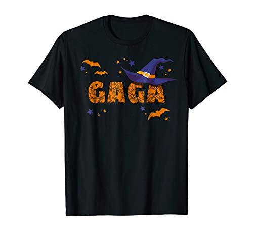 Halloween Grandma Gaga Shirt