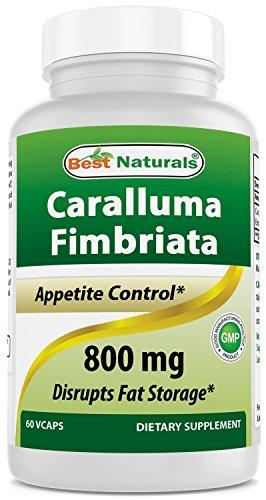 Best Naturals Caralluma Fimbriata 800mg Serving