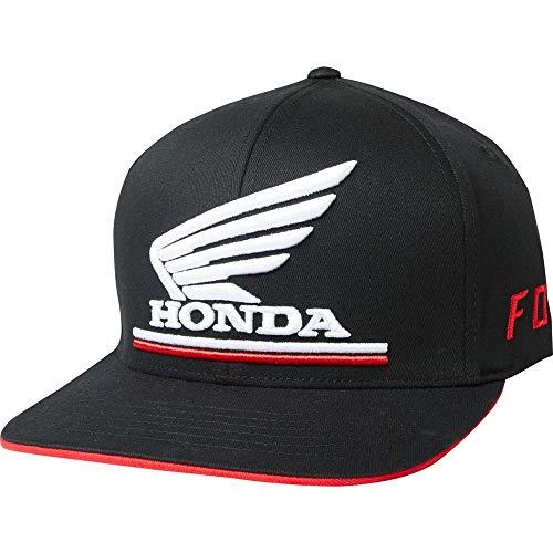 Fox Racing Honda Flexfit Hat-Black-L/XL from Fox Racing
