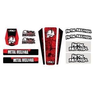 Factory Effex Metal Mulisha Universal Trim Kit - 2014 - Honda -