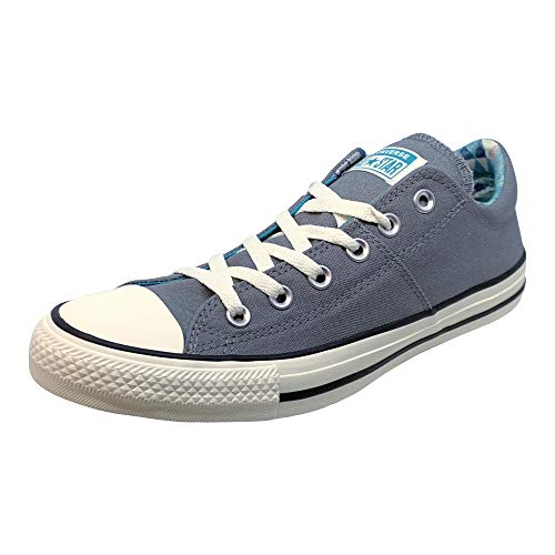 Converse Womens Chuck Taylor All Star Madison Low Top Sneaker (7 M US, Mason/Egret/Black) -