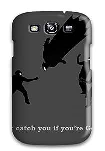 Cute Tpu Batman And Ninjas Case Cover For Galaxy S3 2033861K79030224