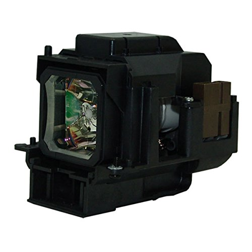 OEM NEC Projector Lamp, Replaces Part Number VT75LPE / 50030763 with Housing by FI Lamps