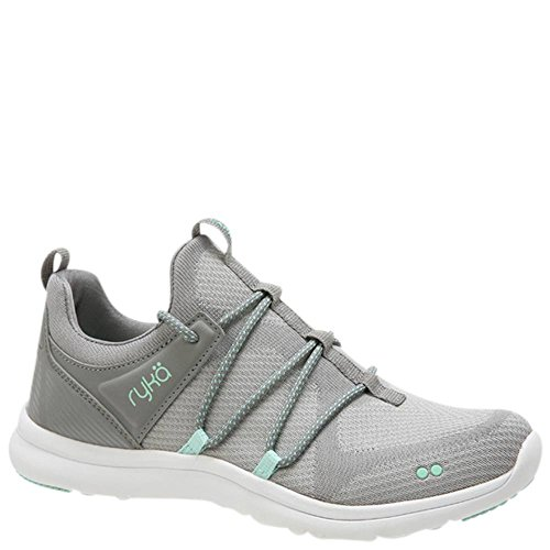 Caprice Mint Women's Ryka Chrome Shoe Yucca Silver Frost Grey Walking 6Cafxqfw5