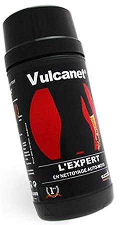 Vulcanet 80 Toallitas de Limpieza sin agua + Microfibra: Amazon.es: Coche y moto