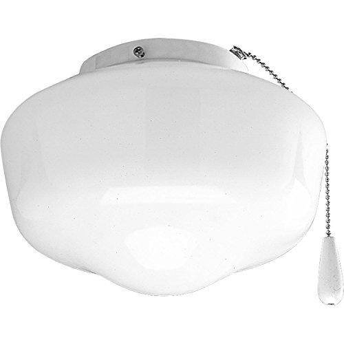 Progress Lighting P2601-30WB Fan Light Kit, White ()