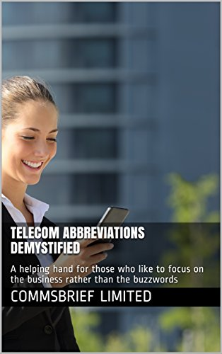 Telecom Abbreviations Demystified: A helping hand for those who like