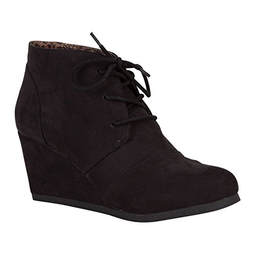 City Classified Rex Black IMSU Bootie,7 B(M) US