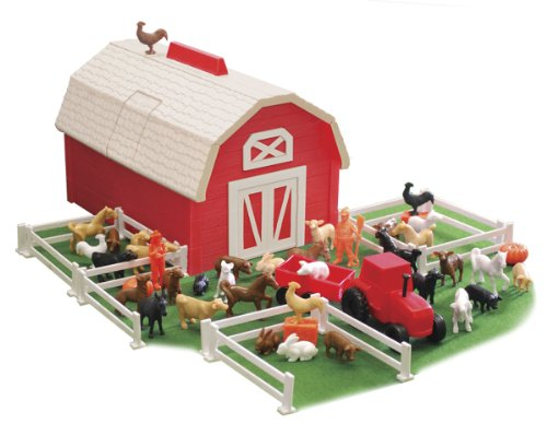 (Tier Toys Stackers Barn Yard)