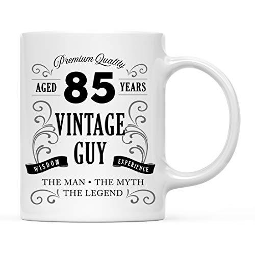 85th Birthday Mug - The Man, The Myth, The Legend
