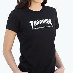 Thrasher Mag Logo Girls T-Shirt [Large] ...