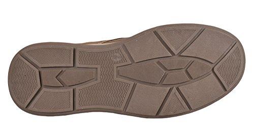 Hommes Les Fixer En Beige De Des Nubuck Synthétique Mocassins Occasionnels Chaussures ZxqdqA