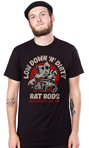 Kustom-Kreeps-Dirty-Rat-Guys-T-Shirt