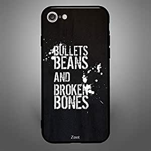 iPhone 8 Bullets Beans Bones