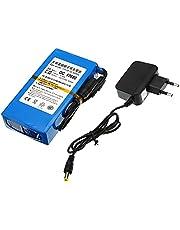 Hoge kwaliteit super oplaadbare draagbare lithium-ion batterij pack DC 12V 680 0mah DC12680