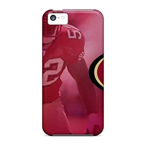 New Arrival Premium 5c Cases Covers For Iphone (san Francisco 49ers)