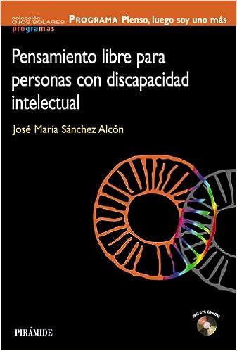 Resultado de imagen de programa pensamiento libre para personas con discapacidad intelectual