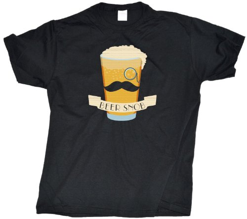 Ann Arbor T-Shirt Co. Men's Beer Snob T-Shirt