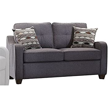 Amazon Com Sleeper Loveseat Convertible To Full Size