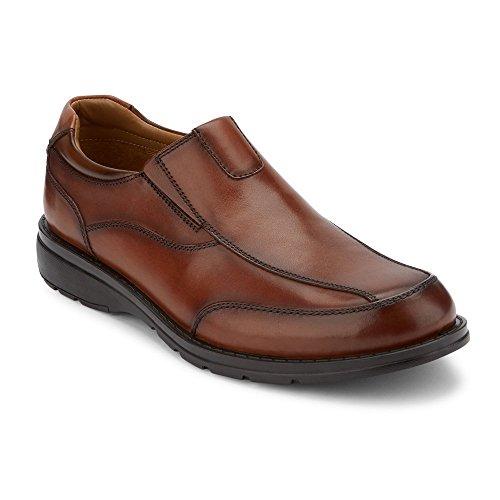 Dockers Mens Fontana Leather Dress Casual Loafer Shoe Black