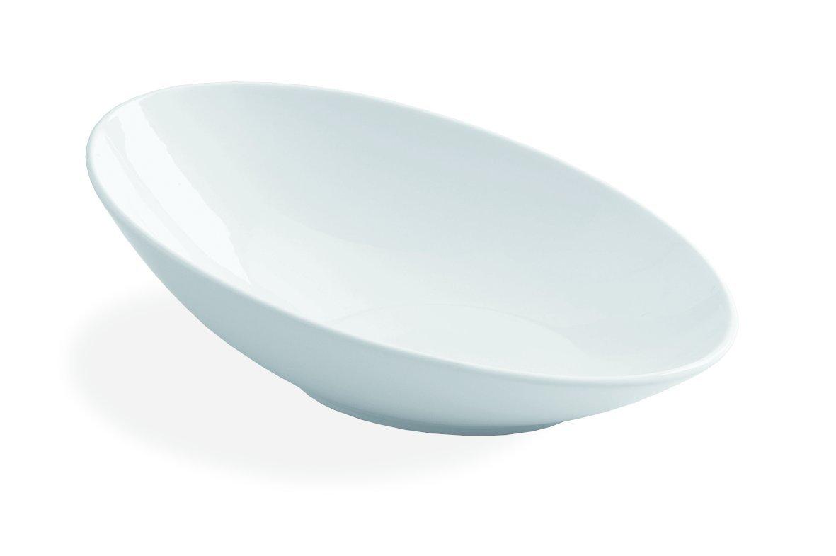 Tognana Snackschale oval wei/ß 25/x 16/x 9/cm