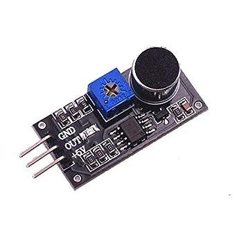 Sound Detection Sensor Modulo Lm393 For Arduino Para Som