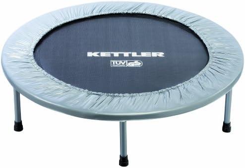 Kettler Trampolin 120 Cm Silber Schwarz 07291 980 Amazon De Sport Freizeit