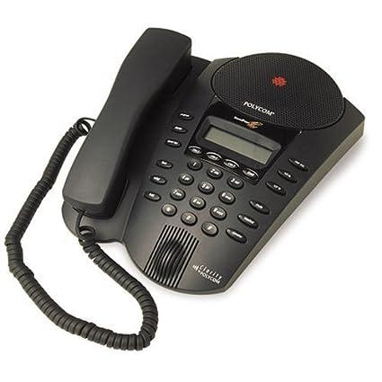 amazon com polycom soundpoint pro se 225 2 line professional rh amazon com Polycom Clariti polycom soundpoint pro se 225 user manual
